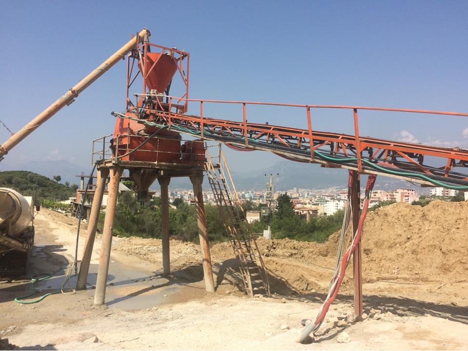 Automation system upgrade with iConcrete - Concrete production Automation system for Agikons at Tirana, Albania