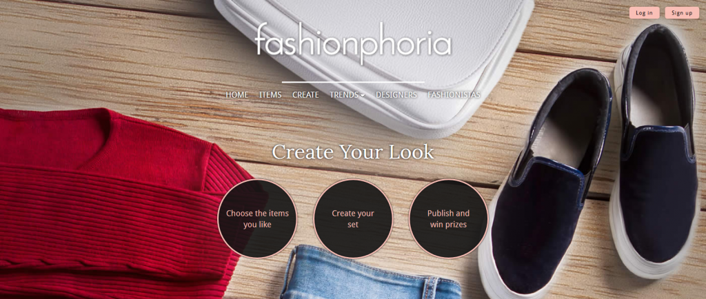 Back-end Solution development for the website fashionphoria.gr