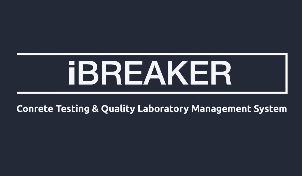 Σύστημα Θραύσης Δοκιμίων & Διαχείρισης Εργαστηρίων Ποιοτικού Ελέγχου iBreaker