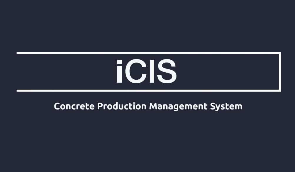 Σύστημα Διαχείρισης Παραγωγής Σκυροδέματος iCIS